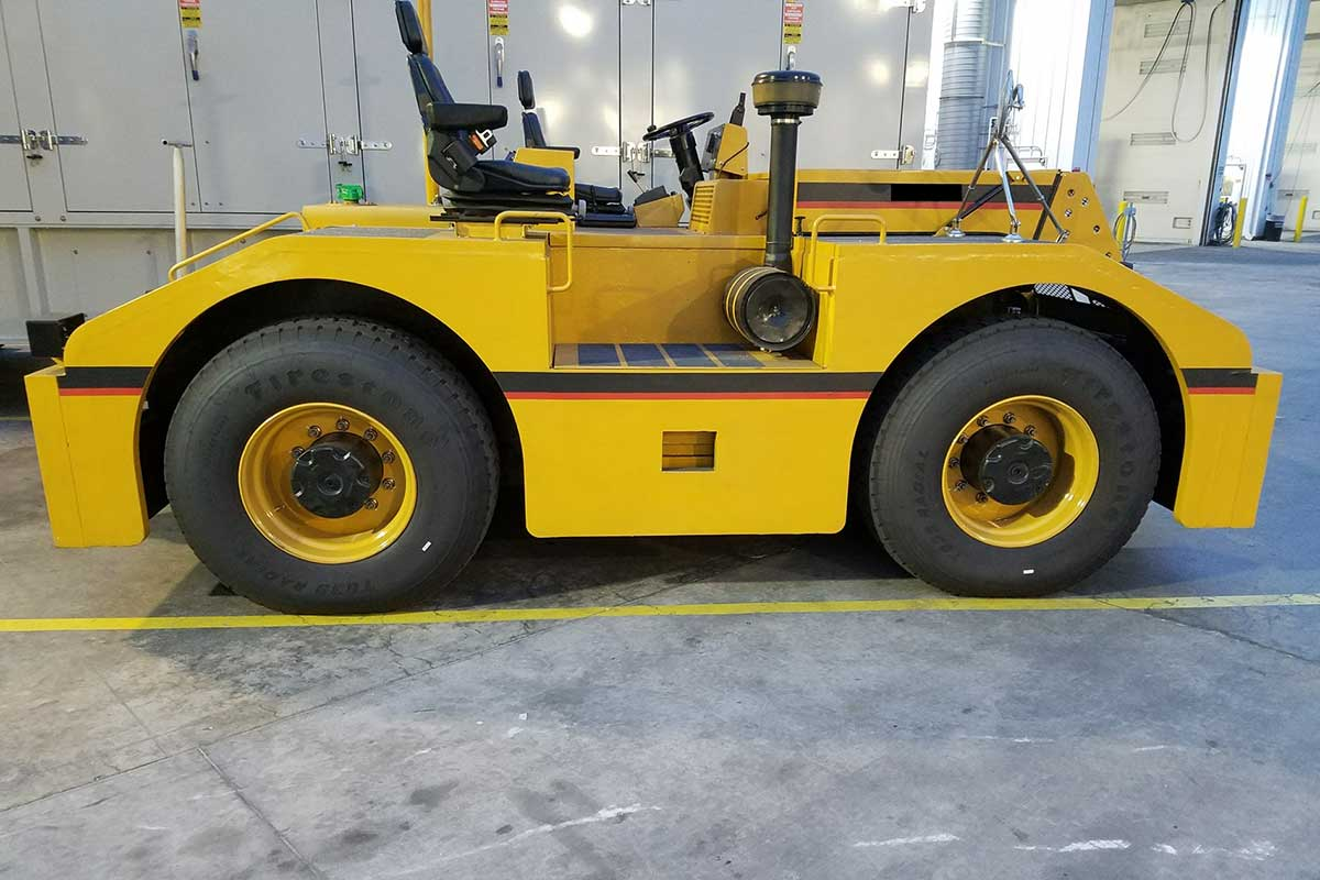 Mark VII Industrial Tow Tractor, Trowin Tow Tractors For Sale