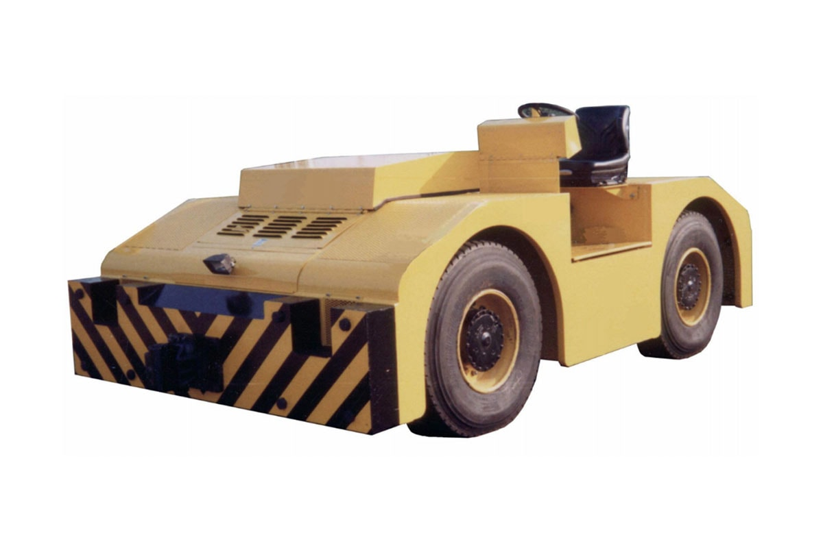 Mark VII Tow Tractor Featured